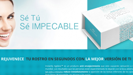 Instantly Ageless Latino