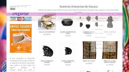 Artesanías de Oaxaca