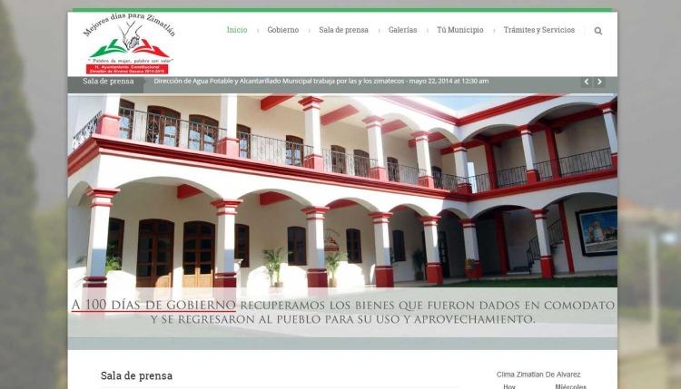 Municipio de Zimatlan
