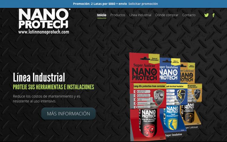 Latin Nanoprotech