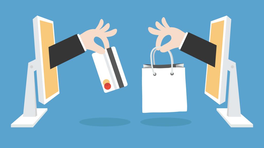 cómo funciona una tienda en línea