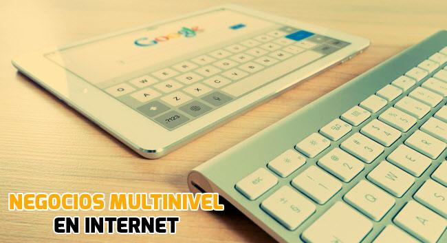 negocios multinivel en internet