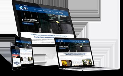 diseño de páginas web para negocios