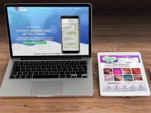 página web cliente tu aliado